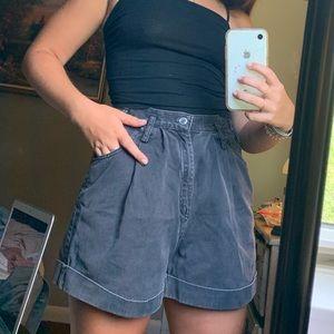 cutest high waisted shorts